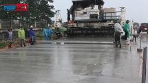 """Bắc Giang: Dân """"lĩnh"""" đủ hậu quả do nhà thầu thi công chậm tiến độ tại dự án kết nối đường Vành đai 4"""