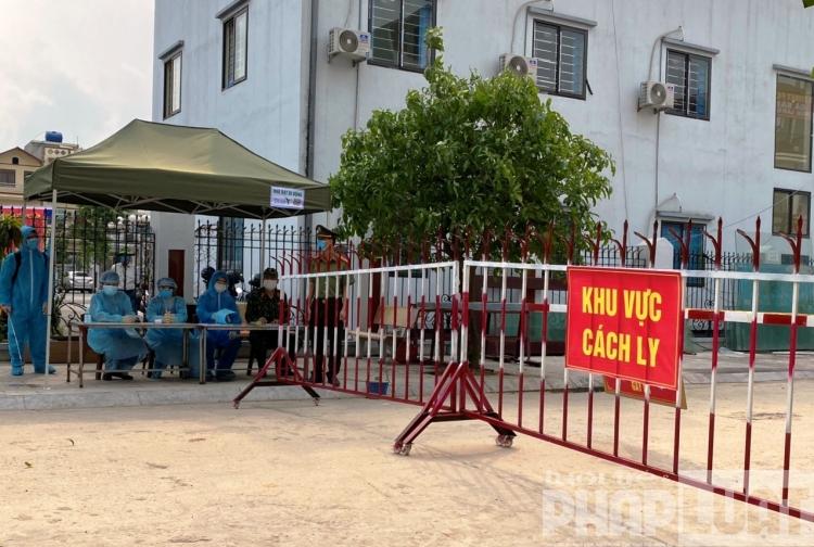 viet yen bac giang 20h ra soat xong 1174 cong nhan lam viec tai samsung trong hon 206 nghin dan