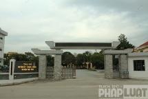 Bắc Giang: Liên danh Công ty Thiên Ân - Công ty Tuấn Quỳnh trúng 4 gói thầu lớn
