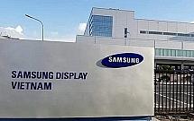 1818 người Bắc Giang liên quan đến BN 262 làm việc tại Samsung Display Việt Nam