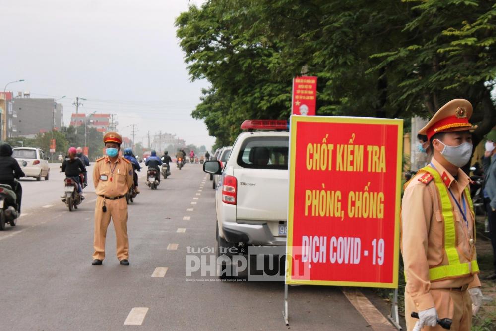 Công an tỉnh Bắc Giang thông báo quy trình nộp phạt trực tuyến qua cổng dịch vụ công Quốc gia