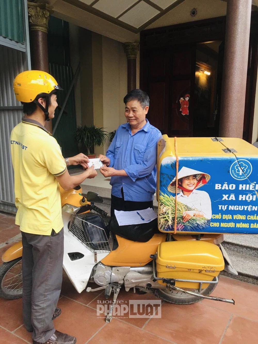 Bưu điện tỉnh Bắc Giang giảm giá cước chuyển phát Căn cước công dân hỗ trợ người dân
