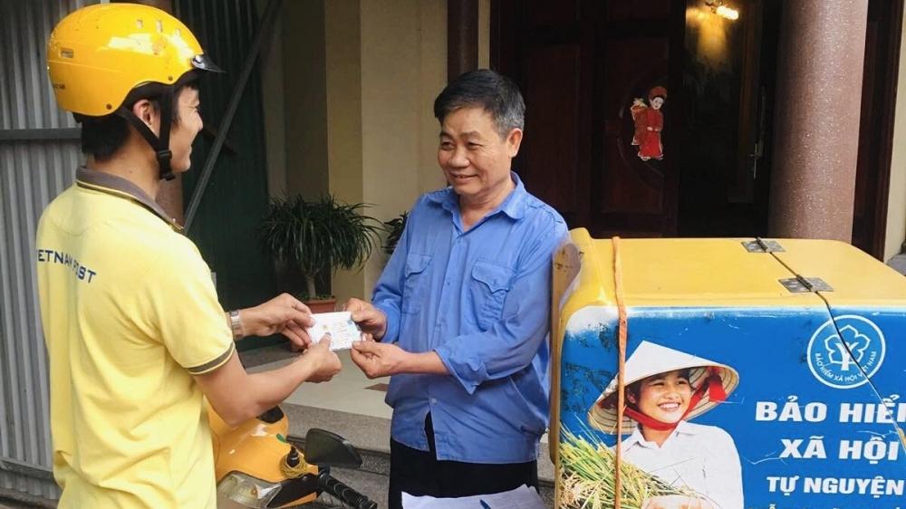 Bưu điện tỉnh Bắc Giang giảm giá cước chuyển phát Căn cước công dân