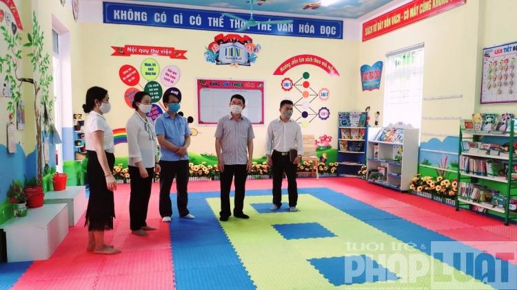 Bắc Giang sẵn sàng đón hàng chục nghìn học sinh quay trở lại trường