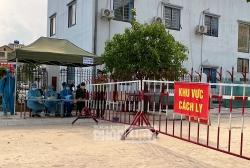 Bắc Giang thực hiện giãn cách xã hội xã Phương Sơn huyện Lục Nam