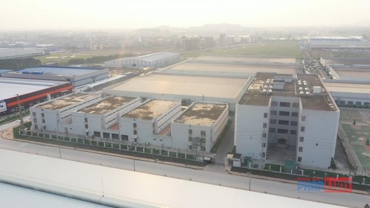 Bắc Giang tạm dừng hoạt động 4 khu công nghiệp và cách ly xã hội huyện Việt Yên