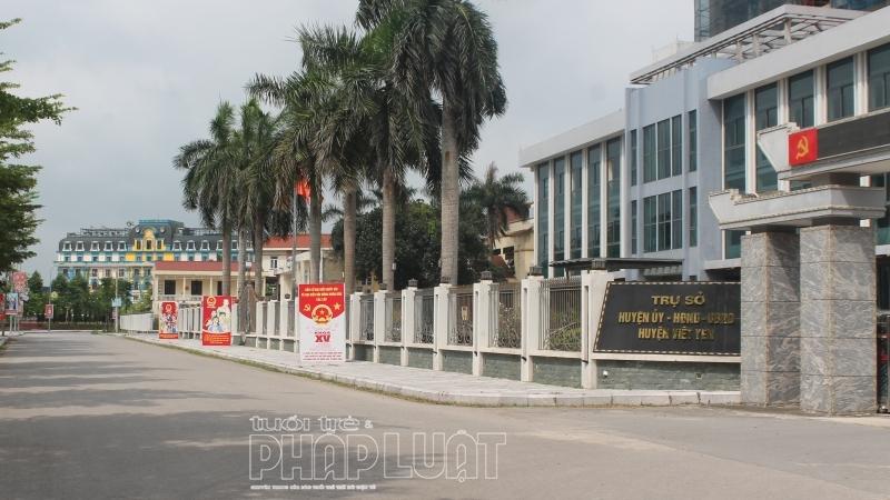 Huyện cuối cùng của tỉnh Bắc Giang được dỡ bỏ cách ly xã hội