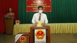 Bắc Giang: Hòm phiếu di động đến từng nhà
