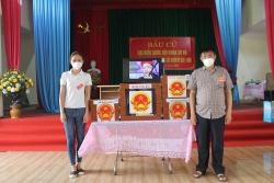 Bắc Giang: 92% cử tri đã hoàn thành bỏ phiếu bầu cử, tính đến 17h00 ngày 23/5