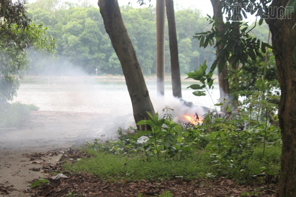UBND tỉnh Bắc Giang chỉ đạo quyết liệt công tác xử lý rác thải tại các khu vực bị cách ly