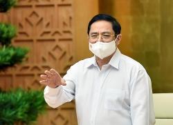 Thủ tướng Chính phủ: Mục tiêu cao nhất là đẩy lùi, ngăn chặn dịch bệnh sớm nhất có thể