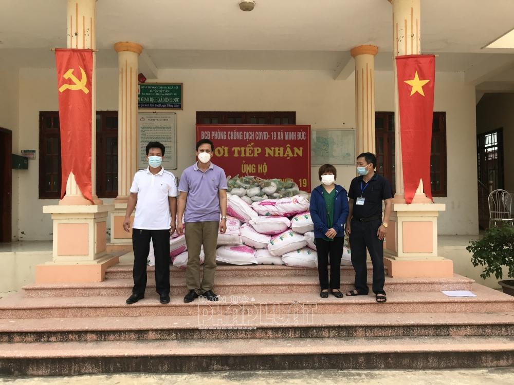 Tin nhanh tình hình dịch bệnh Covid-19 tại Bắc Giang