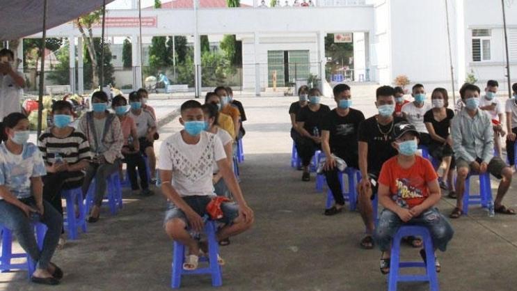 39 bệnh nhân Covid-19 tại Bắc Giang được xuất viện