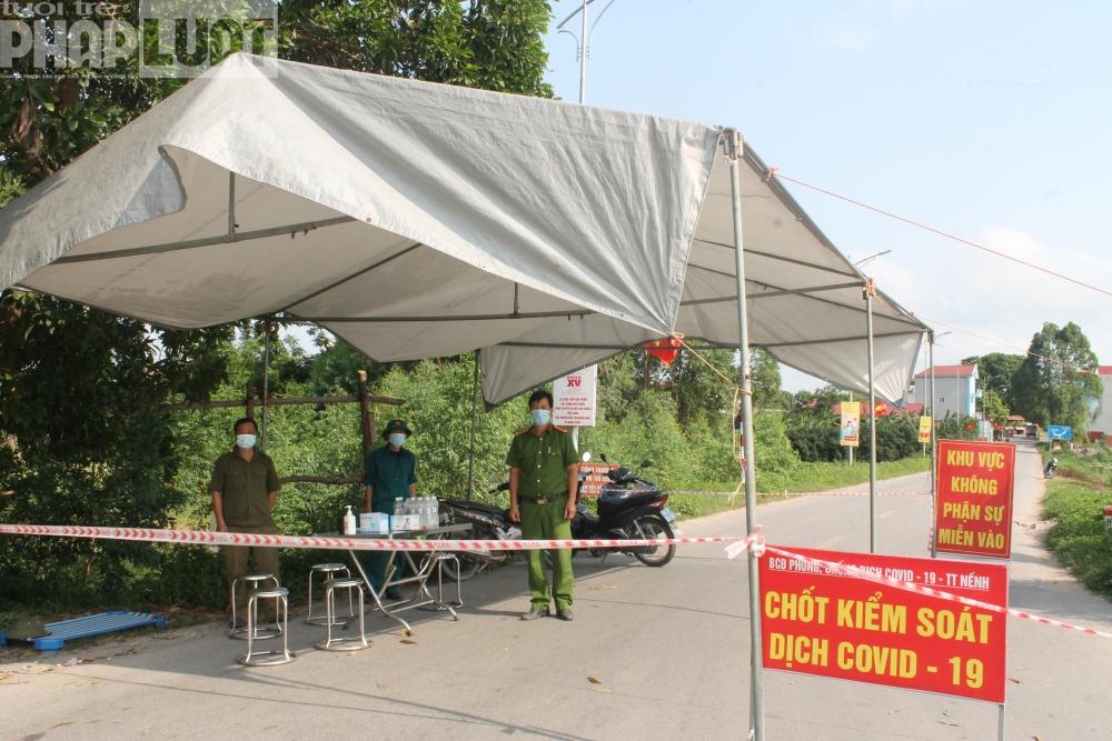 Công an Bắc Giang xác định nhiều công nhân là F1 trốn cách ly về Lào Cai là không đúng sự thật