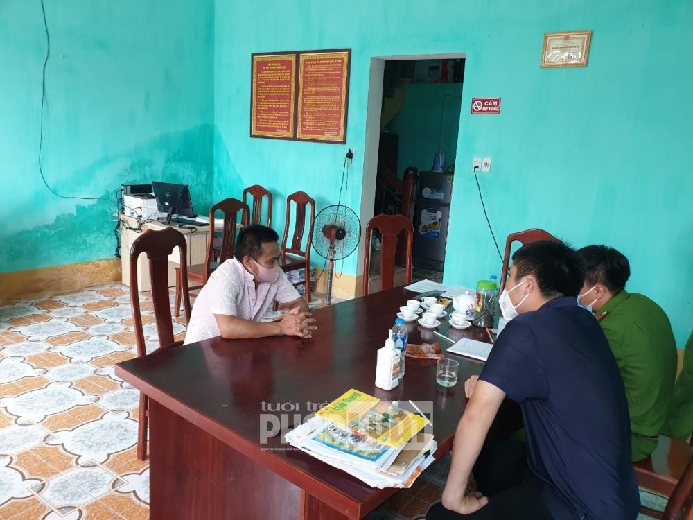 Huyện Lạng Giang tăng cường công tác kiểm tra phòng, chống dịch Covid-19
