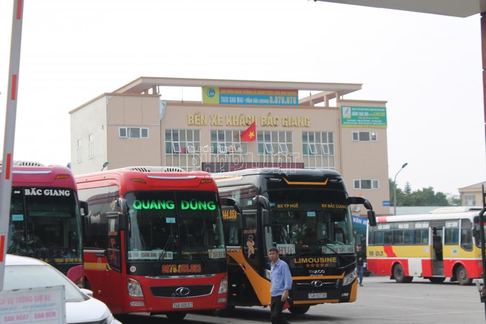 Thành phố Bắc Giang dỡ bỏ giãn cách xã hội