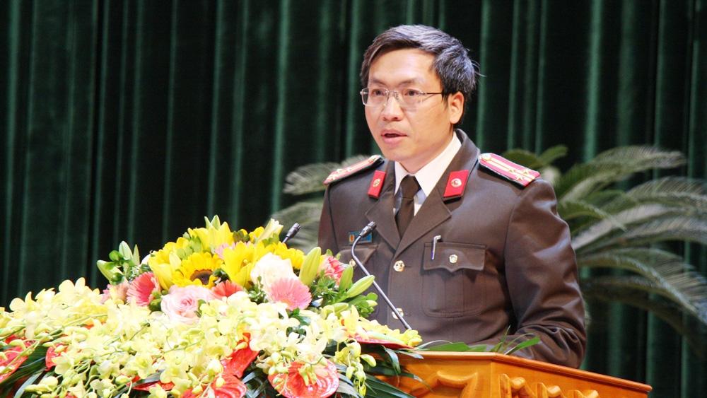 Công an tỉnh Bắc Giang công bố số điện thoại đường dây nóng hỗ trợ doanh nghiệp