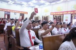 Bắc Giang: Ông Ngô Tiến Dũng tiếp tục giữ chức Bí thư Huyện ủy Hiệp Hòa khóa XXIV, nhiệm kỳ 2020-2025