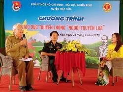 """Bắc Giang: """"Người truyền lửa"""" bồi đắp lý tưởng cách mạng cho thế hệ trẻ"""