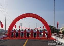 Thành phố Bắc Giang khánh thành 2 công trình lớn chào mừng Đại hội Đảng các cấp