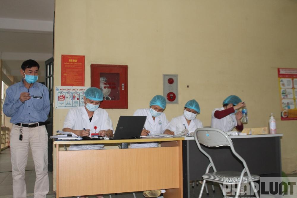 Bắc Giang cách ly 3456 trường hợp về từ Đà Nẵng
