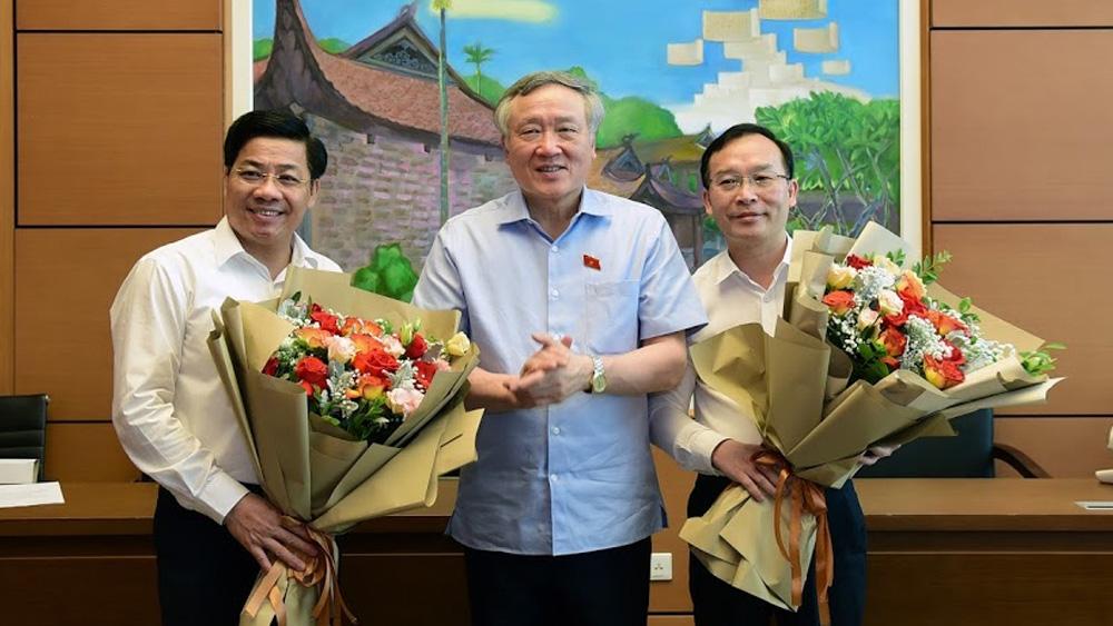 Bí thư Tỉnh ủy Bắc Giang được bầu làm Trưởng đoàn Đại biểu Quốc hội
