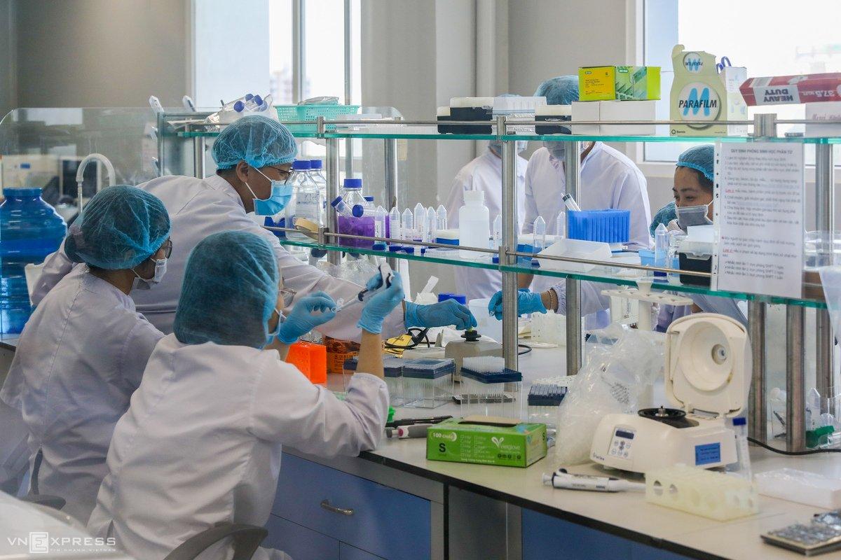 Xây dựng Đề án thành lập Viện Vaccine quốc gia