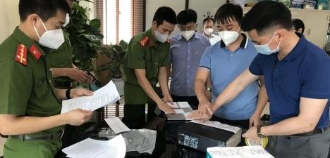 Công an Bắc Giang khởi tố một cán bộ Cục thuế Bắc Giang