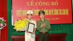 Bắc Giang: Bổ nhiệm thêm một Phó Giám đốc Công an tỉnh