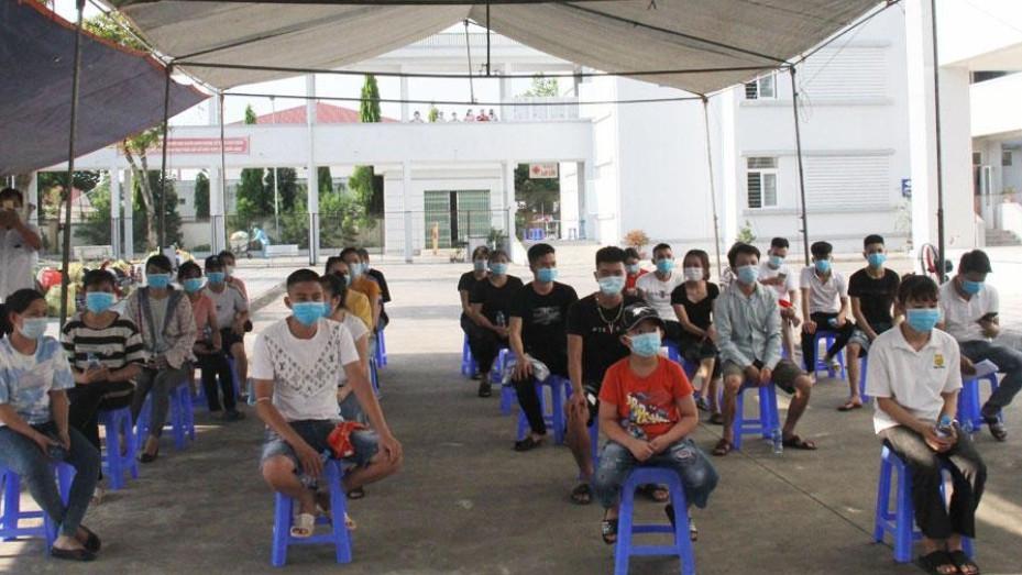 Bắc Giang: 15 ngày qua không phát sinh F0 trong cộng đồng
