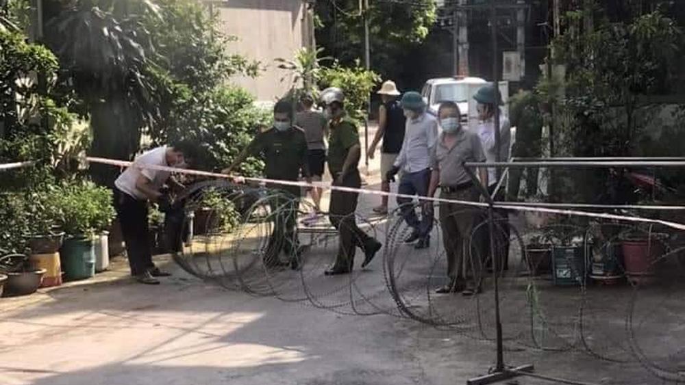 Bắc Giang: xuất hiện ca mắc Covid-19 ngoài cộng đồng chưa rõ nguồn lây