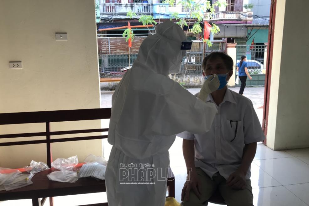 Bắc Giang: tăng cường tầm soát Covid-19 ngăn chặn dịch quay trở lại