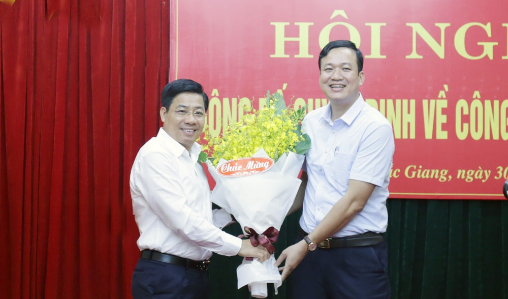 Thủ tướng Chính phủ phê chuẩn kết quả bầu bổ sung ông Lê Ô Pích giữ chức vụ Phó Chủ tịch UBND tỉnh Bắc Giang