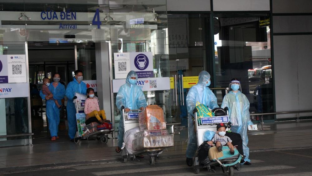 Bắc Giang: phát sinh 2 trường hợp F0 về từ TP Hồ Chí Minh