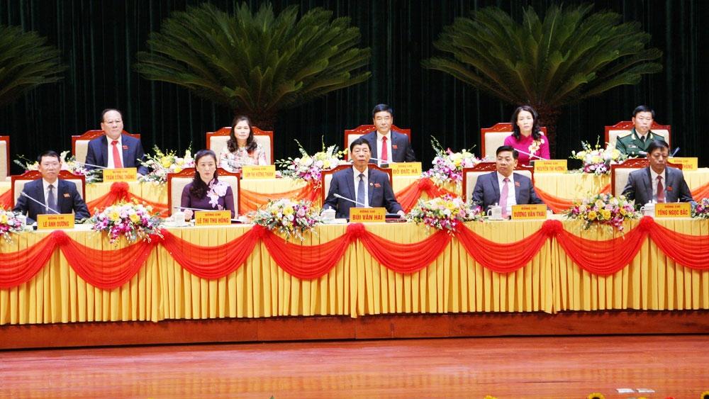 Đại hội Đại biểu lần thứ XIX Đảng bộ tỉnh Bắc Giang tiến hành phiên trù bị