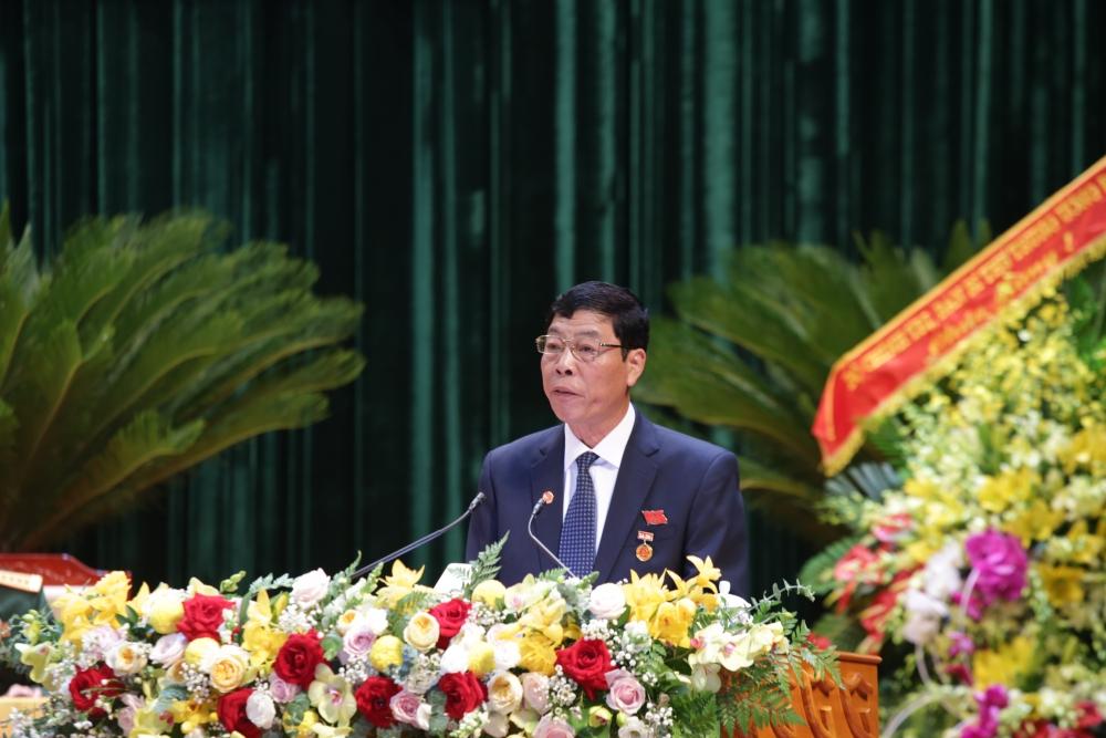 Khai mạc trọng thể Đại hội đại biểu lần thứ XIX Đảng bộ tỉnh Bắc Giang