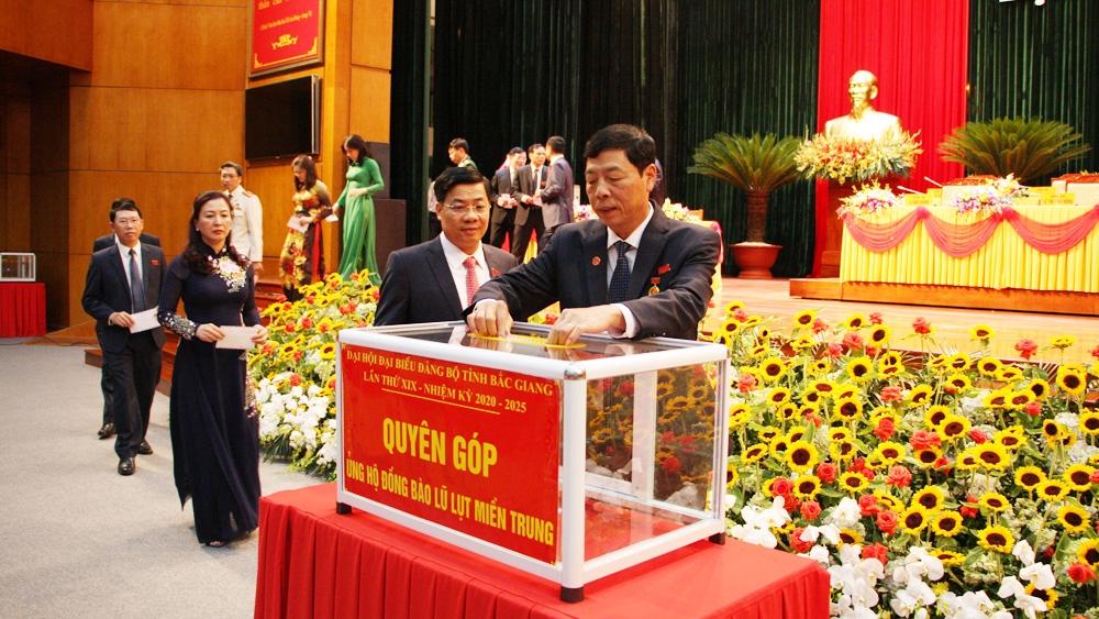 Bế mạc Đại hội Đảng bộ tỉnh Bắc Giang lần thứ XIX