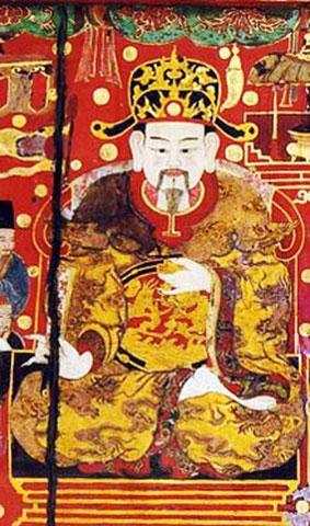 Lý Nam Đế - vị hoàng đế đầu tiên của nước ta