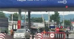Tạm dừng thu phí trạm Tân Phú từ ngày 20/10