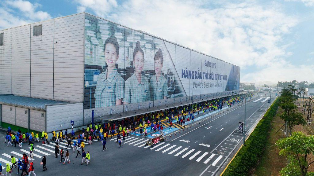 'Với phó chủ tịch Samsung, sang Việt Nam là việc rất quan trọng'