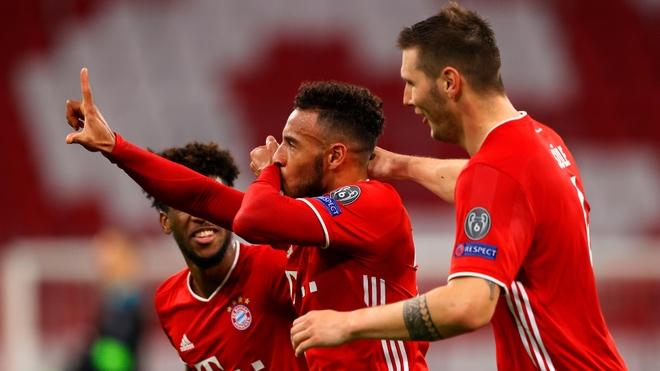Champions League 2020/21: Bayern đè bẹp Atletico, Shakhtar Donetsk tạo địa chấn tại Madrid