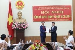 UBND tỉnh Thái Nguyên bổ nhiệm Trưởng Ban Quản lý các KCN tỉnh