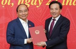 Thủ tướng trao quyết định bổ nhiệm Phó Chủ nhiệm Văn phòng Chính phủ