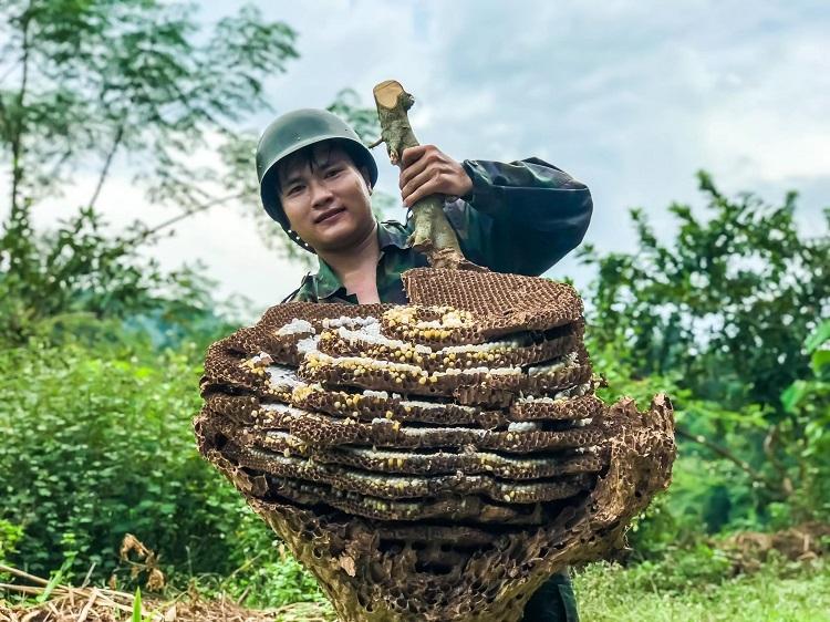 Khởi nghiệp: Chàng trai 9x kiếm tiền triệu mỗi ngày nhờ lộc rừng tiết lộ những bí mật trong nghề