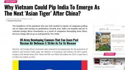 'Quân bài' giúp Việt Nam có thể vượt Ấn Độ, trở thành 'con hổ châu Á' tiếp theo sau Trung Quốc
