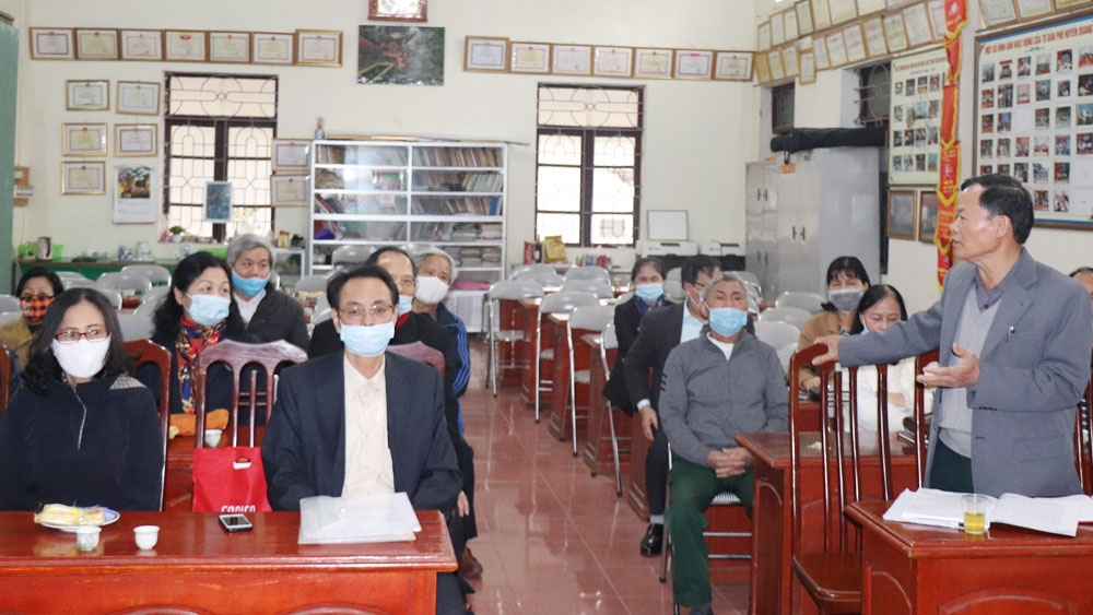Bắc Giang cụ thể hóa kế hoạch phấn đấu đến 2025 trên 90% trưởng thôn là đảng viên