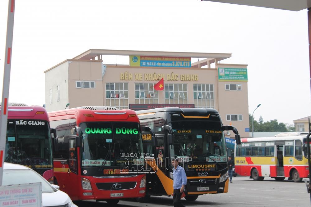 Bắc Giang tăng cường rà soát, quản lý người về tỉnh ngăn chặn dịch Covid-19 bùng phát trở lại