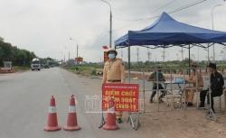 Người tới Bắc Giang từ các vùng xanh, vàng, cam không phải xét nghiệm SARS-CoV-2