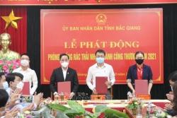 Bắc Giang: phát động phong trào phòng chống rác thải nhựa