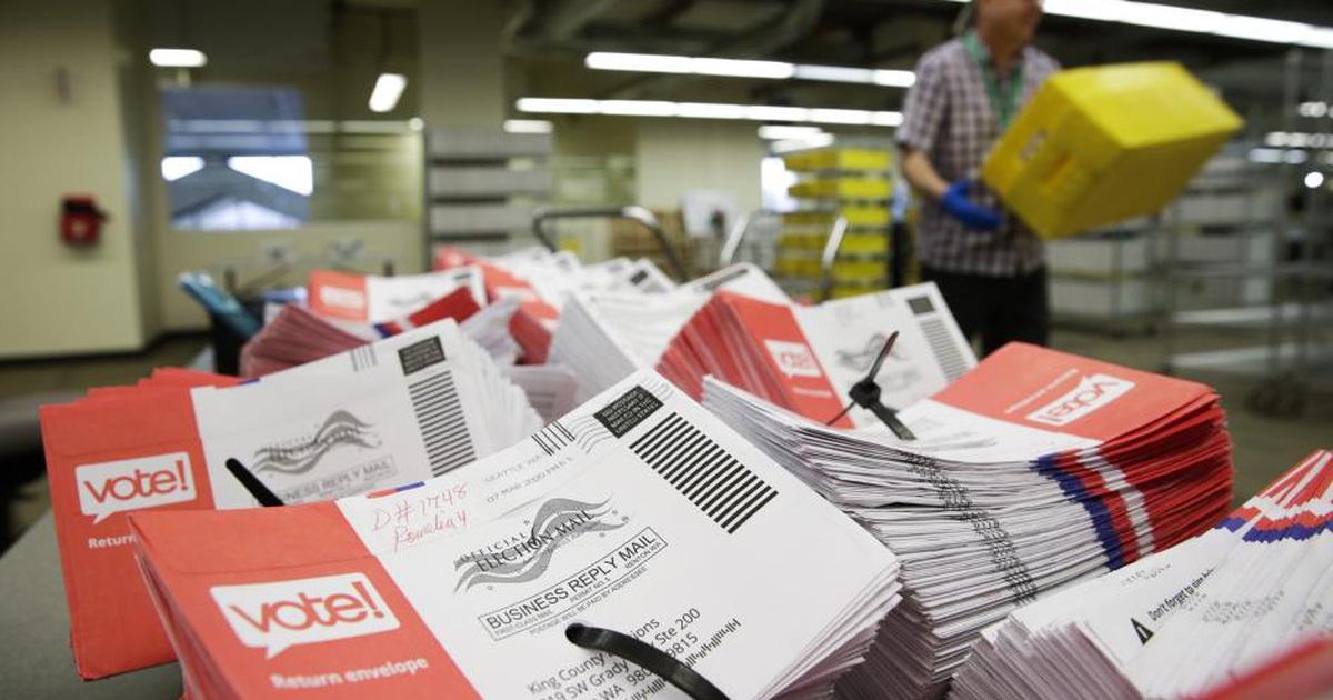 Bầu cử Mỹ 2020: New York phát hiện phiếu bầu của người đã chết